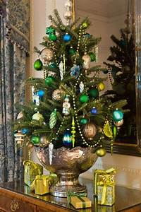 35 beautiful table top tree decorations