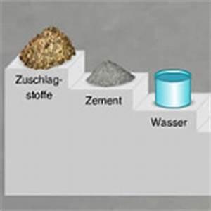 Zement Beton Unterschied : was ist beton ~ A.2002-acura-tl-radio.info Haus und Dekorationen