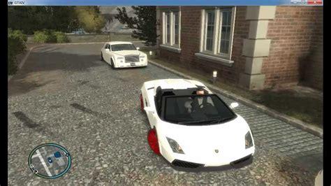 Gta Iv  Dream Garage (luxury Cars) (albania) Youtube