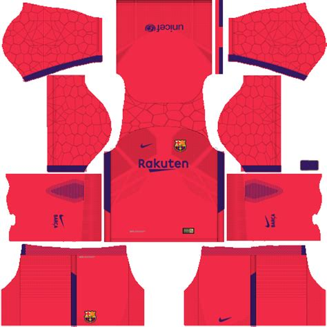 barcelona 2018 kit for dls league soccer creat your team shyz476