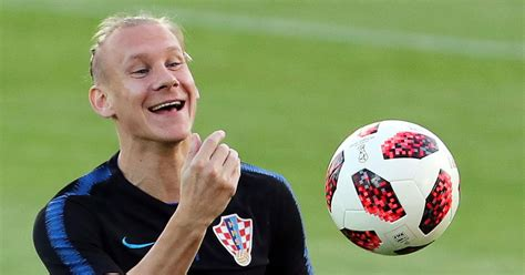 World Cup Croatia Two Faced Over Vida