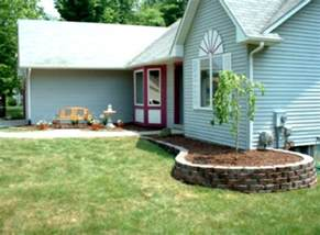 Simple House Plans On A Budget Pictures by Small Front Yard Landscaping Ideas On A Budget Home Dignity