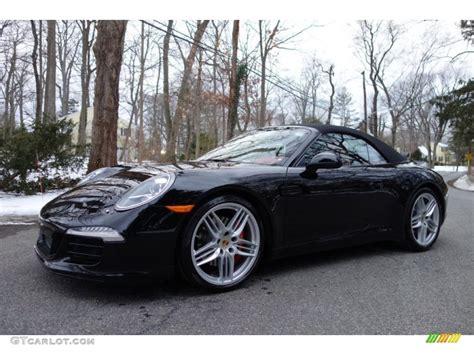 porsche 911 convertible black 2013 black porsche 911 carrera s cabriolet 90100187