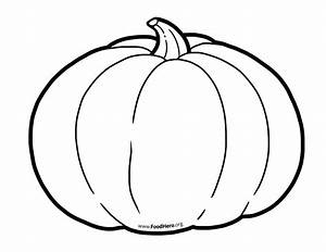 pumpkin, illustration, , , foodhero, , outline, , bullentinboards, , pumpkin