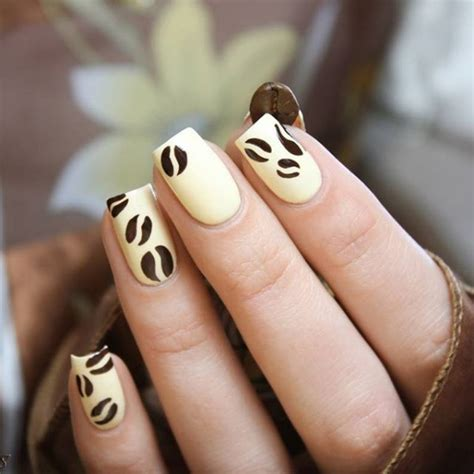 Easy shaping method using coffin tips. Pin on Nail designs