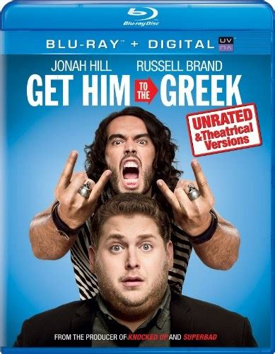 You have reacted onget him to the greek a few seconds ago. streaming movie: Get Him to The Greek (Unrated Blu-ray ...