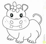 Coloring Ippopotamo Hippo Hippopotamus Pagina Hippopotame Coloritura Femminile Dell Colorear Female Weibliche Nijlpaard Vrouwelijke Kleurende Coloration Femelle Colorare Hipopotamo Template sketch template
