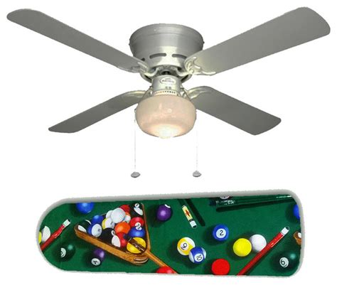 shoot billiards pool table 42 quot ceiling fan and l