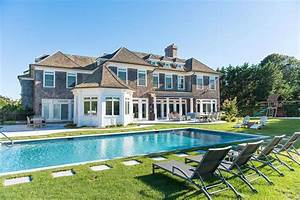 3 Hamptons Homes For Sale With Basketball Courts