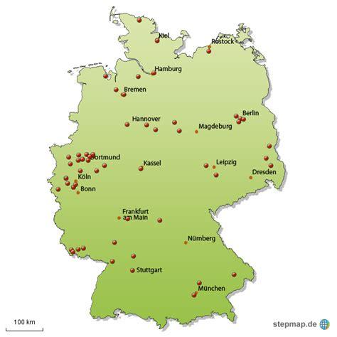 kohlekraftwerke  deutschland von tigerente landkarte