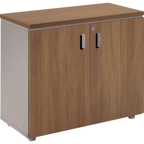 armoire basse bureau armoire basse mélaminé h s