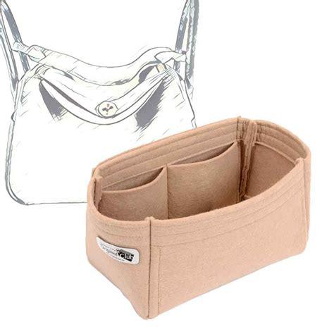 bag  purse organizer  basic style  hermes lindy