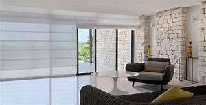Rideau Pour Baie Vitrée : d co rideaux baie vitr e ~ Dailycaller-alerts.com Idées de Décoration