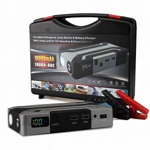 Chargeur Démarreur Batterie Voiture : meilleur d marreur chargeur batterie de voiture moteur essence diesel haute puissance ~ Nature-et-papiers.com Idées de Décoration