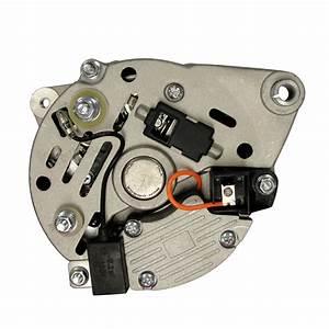 1100-0500 - Ford  New Holland Alternator 70 Amp Unit W  Battery Sensor
