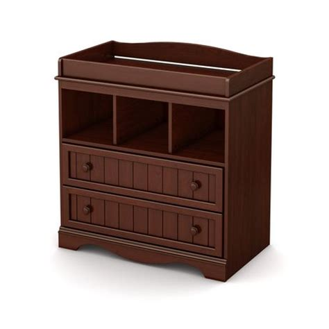 south shore savannah changing table south shore savannah collection changing table walmart ca