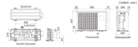 Klimaanlage Systeme Kaufberatung by Aoyg18lac2 2 Und 3 4 Raum Multi Multi Split Systeme