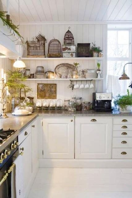 open kitchen cabinets ideas 35 cozy and chic farmhouse kitchen décor ideas digsdigs