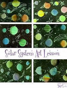 Planets and Galaxy Project for Fifth Grade | Deep Space ...