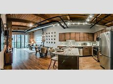 Tour a new 2bedroom timber loft apartment in