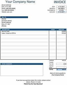 661 best excel project management templates for business With project management invoice template
