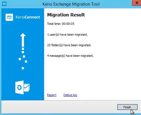 kerio connect system requirements  migration tools