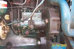 3500 Ford Injector Pump