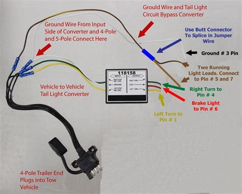 Converter Wire Way Connector Jeep Compass