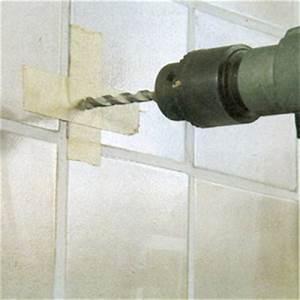 comment percer du carrelage sans le casser truc astuces With comment decoller du carrelage sans le casser