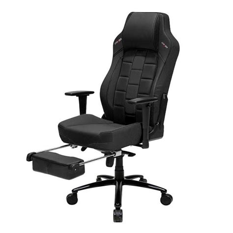 dxracer cb120 series gaming office chair black oh