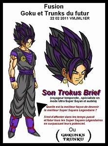Goku Fusion With Trunks | www.pixshark.com - Images ...