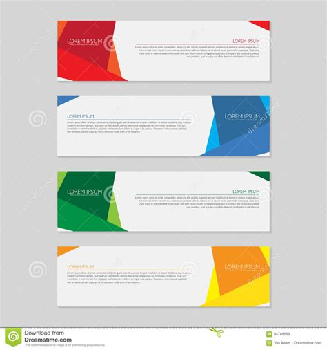 geometric design website templates entheos mega illustrations vector stock images 8225 Abstract