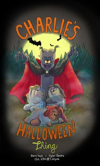 bare bears     charlies halloween  recap