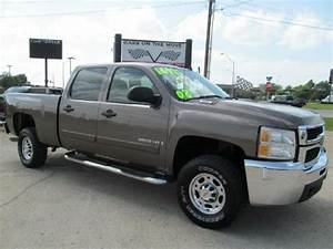 2008 Chevy Silverado 2500hd 4x4 Owners Manual