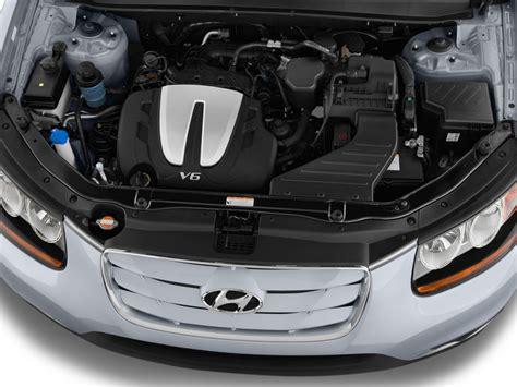 Hyundai Santa Fe Engine Size by Image 2010 Hyundai Santa Fe Awd 4 Door V6 Auto Se Engine
