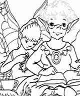 Coloring Puppets Bard Pheemcfaddell Stories Midsummer Dream Journal sketch template
