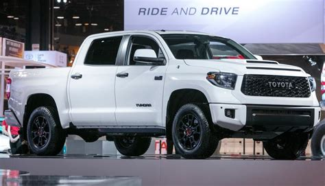 Toyota Tundra Trd Pro 2019 by 2019 Toyota Tundra Trd Pro Redesign Engine Price