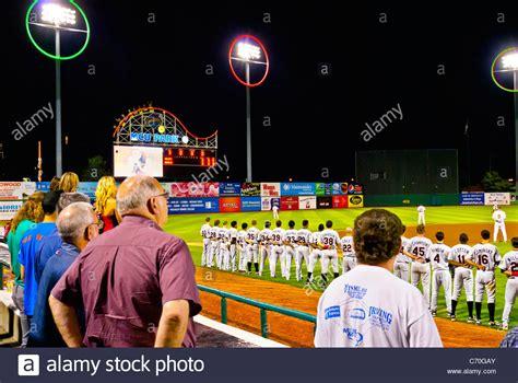 Minor League Baseball Game Stock Photos & Minor League