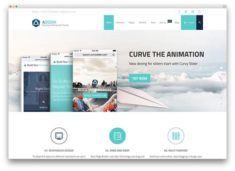 start it wp template 20 best business consulting themes 2018 colorlib