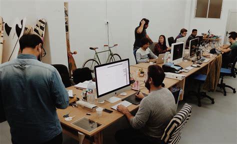 travail bureau bureau à partager la nouvelle tendance collaborative