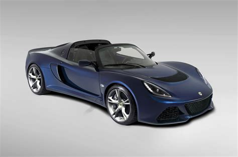 Lotus offers Exige S Roadster for sale, but not in North ...