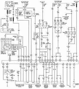 Pontiac Fiero Wiring Diagram