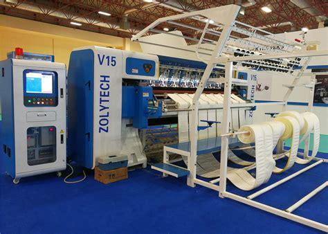 Multi Functional Mattress Border Machine Industrial