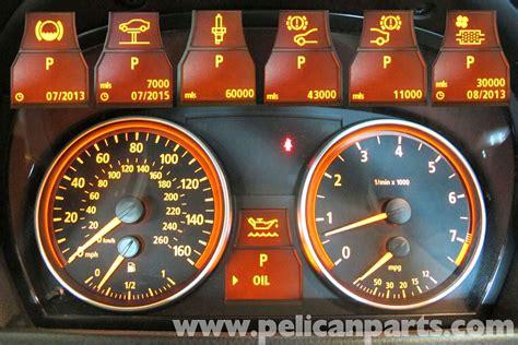 bmw 320i warning light symbols dashboard lights 1 series