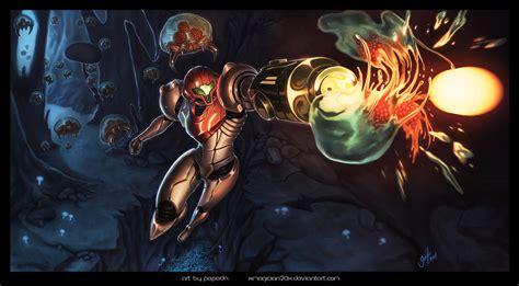 Metroid Creature Metroid Zerochan Anime Image Board