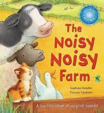it s national reading month so curl up with your and 805 | noisy noisy farm