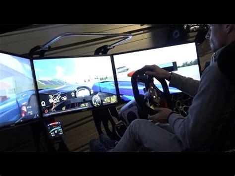 siege simulateur de conduite simulateur de conduite ellip6 au à du virtuel