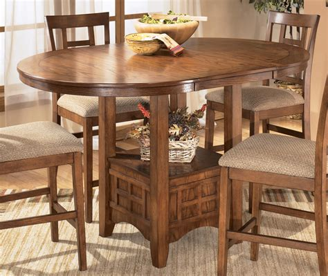 counter height dining table dining table sets ashley