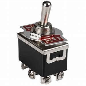 Dpdt Heavy Duty Toggle Switch