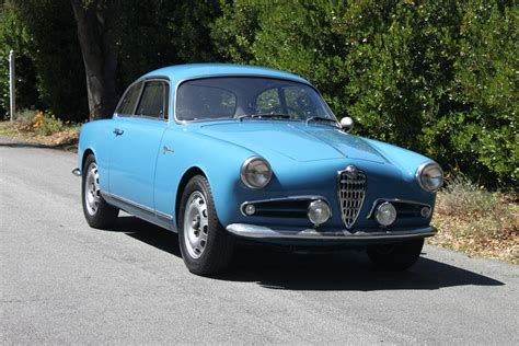 Alfa Romeo Giulietta For Sale by 1957 Alfa Romeo Giulietta For Sale 2127530 Hemmings